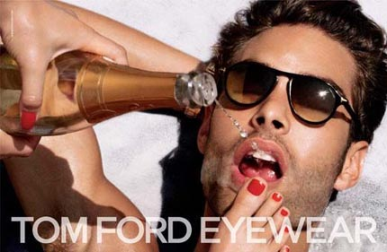 tom ford. Tom Ford did it again!