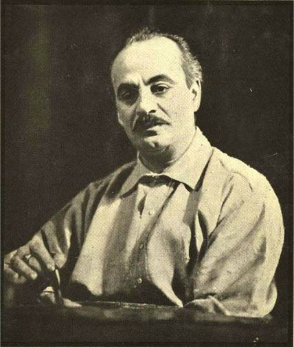 Gibran. Khalil Jubran (January