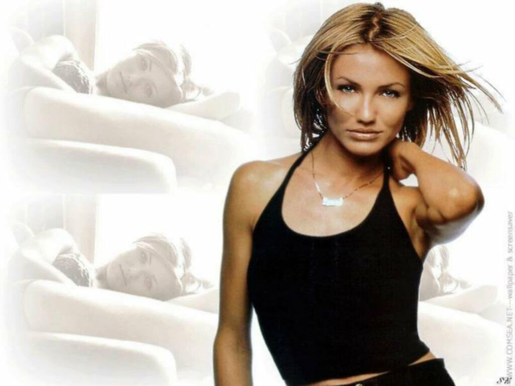 cameron diaz wallpapers  and biography